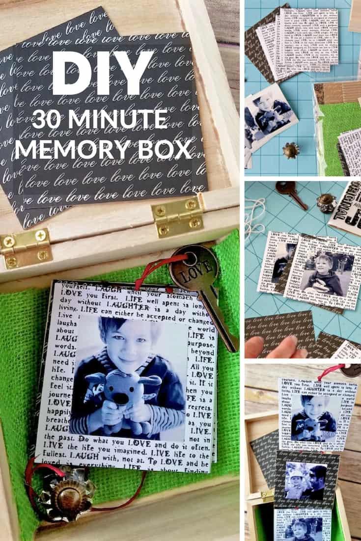 memory box ideas