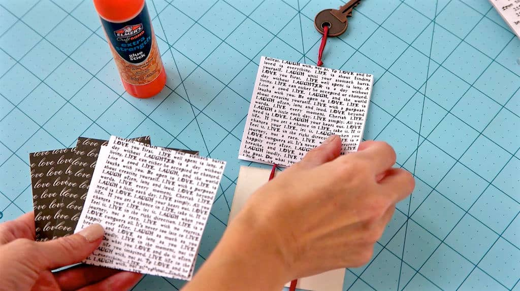 how to make a diy memory box with pull out photos