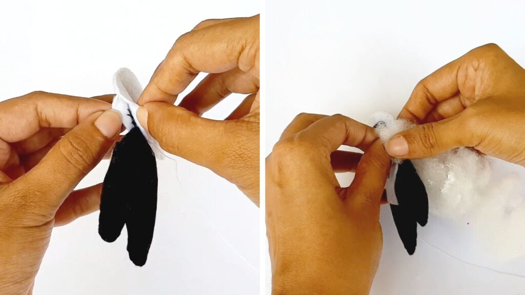 how to make a plushie jack skellington 2 1 Nightmare Before Christmas: DIY Jack Skellington Felt Pattern (Free!)