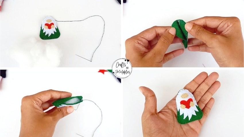 How to Make Christmas Gnomes (4)