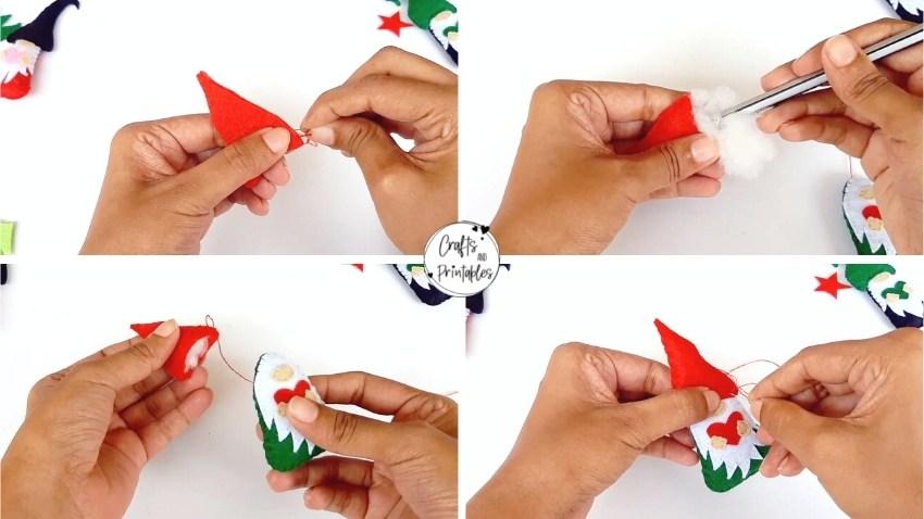 How to Make Christmas Gnomes (5)