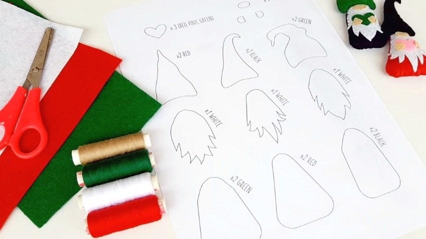How to Make Christmas Gnomes